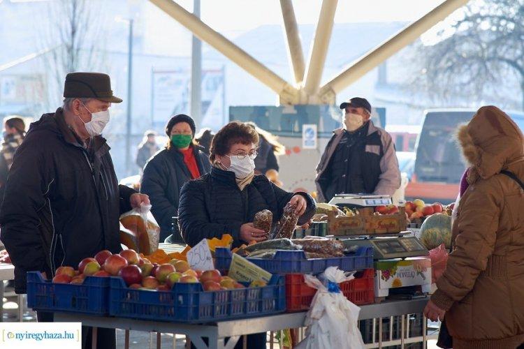A NYÍRVV által üzemeltetett piacok és ügyfélszolgálatok húsvéti nyitvatartási rendje