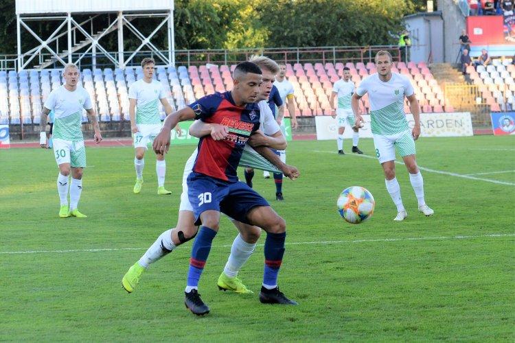 Újra bajnoki - Vasárnap ismét fordulót rendeznek a labdarúgó NB-II-ben