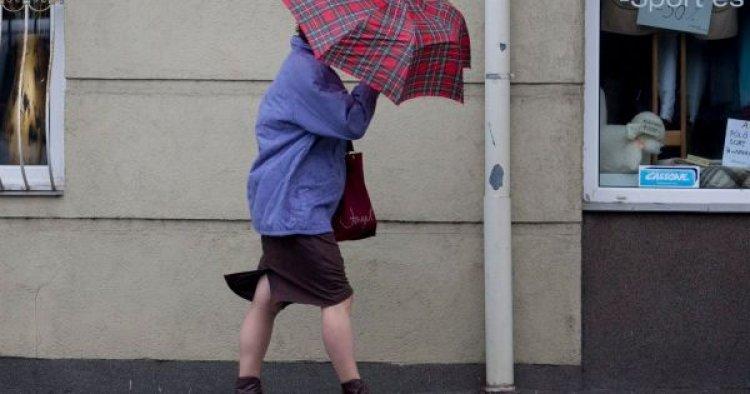 Húsvétra elromlik az idő, széllel, esővel ekkor jön a front