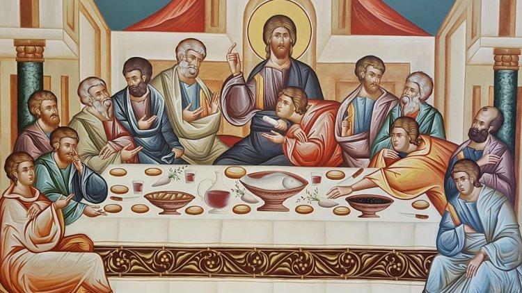 Nagycsütörtök az Eucharisztia és a papság alapításának ünnepe