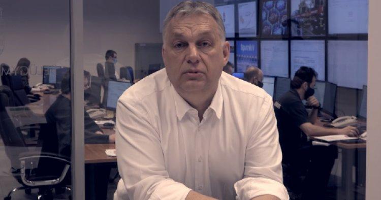 Orbán Viktor: A vírus nagyszombaton sem pihen, így nekünk is védekeznünk kell