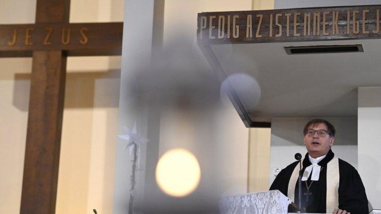 Fabiny Tamás: Jézust nem lehet bezárni a templomba