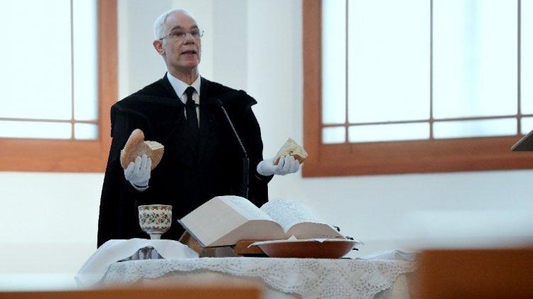 Balog Zoltán: A feltámadt Istennel bárhol, bármikor lehet az életben találkozni