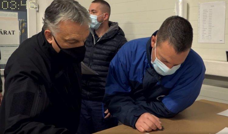 Orbán Viktor: A húsvét utáni első-második napon meglesz a 2,5 milliomodik beoltott