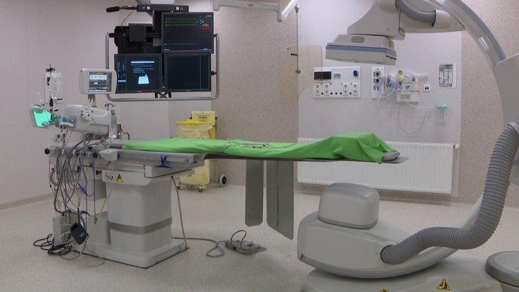 Több száz millió forint értékű röntgenkészülék érkezett a kórházba