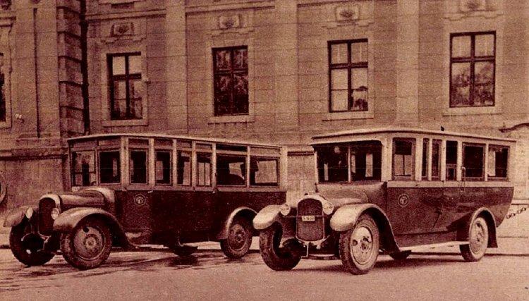 Amiről az utcák mesélnek... - Epizódok a helyi buszközlekedés történetéből 1.