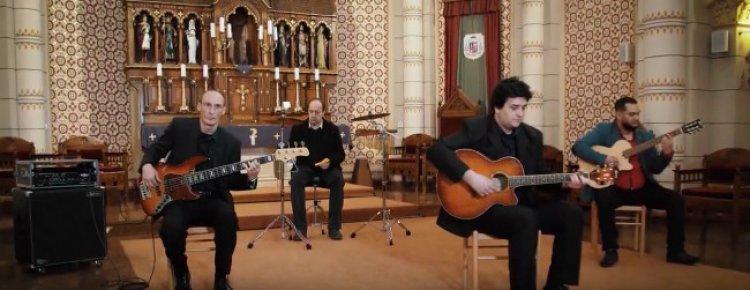 Elkészült a nyíregyházi Képmás zenekar Isten Báránya című videoklipje