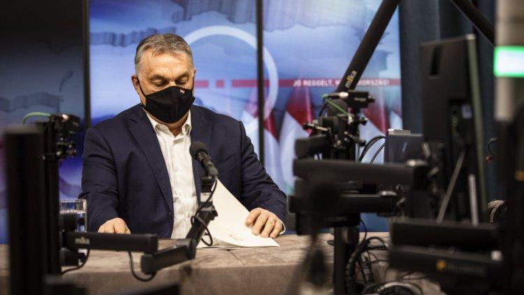 Orbán Viktor: már hárommillió beoltott van