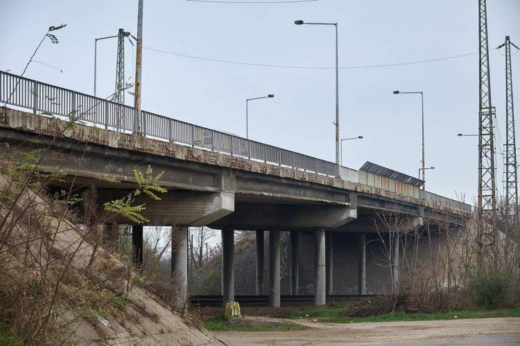 Útinfó – Kezdődik a Tiszavasvári úti felüljáró felújítása