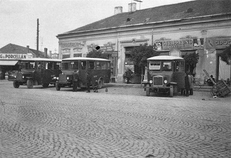 Amiről az utcák mesélnek... - Epizódok a helyi buszközlekedés történetéből 2.