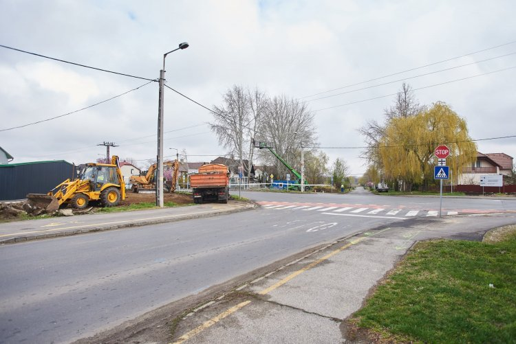 Forgalomkorlátozás várható a Kállói út és Tünde utcai csomópont fejlesztése során