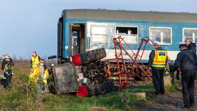 Több tízmilliós a kár az újfehértói vonatbaleset után