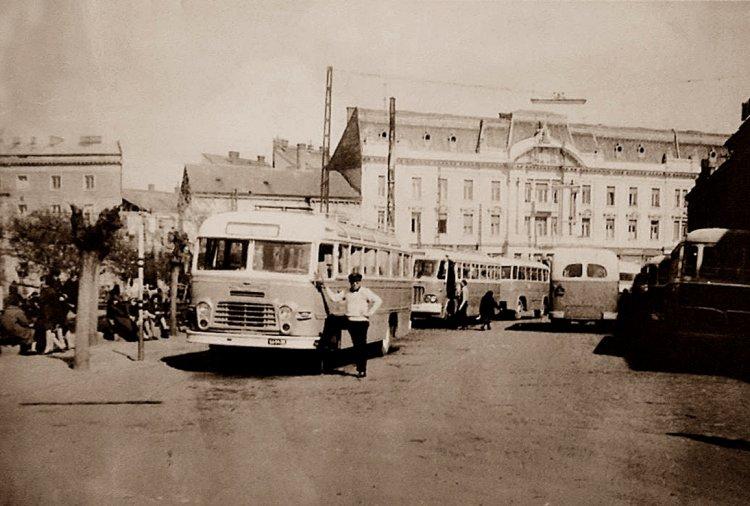 Amiről az utcák mesélnek... - Epizódok a helyi buszközlekedés történetéből 3.