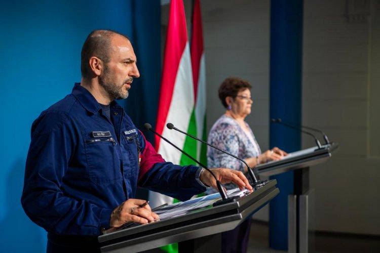 Operatív törzs: továbbra is fontos a védelmi intézkedések betartása