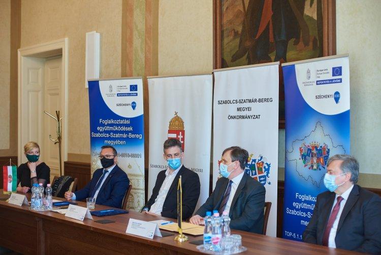 Foglalkoztatási paktum a munkaerőpiacért – Újabb gyár csatlakozott az együttműködéshez