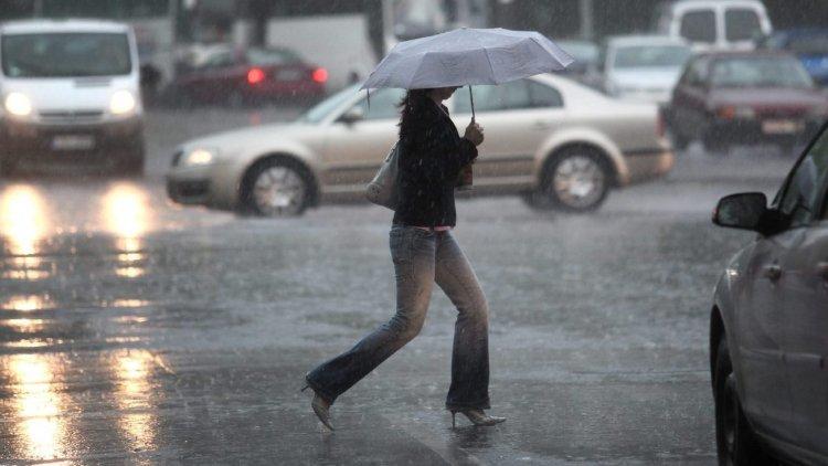 Ne hagyjuk otthon az esernyőt, délutántól bárhol leszakadhat az ég