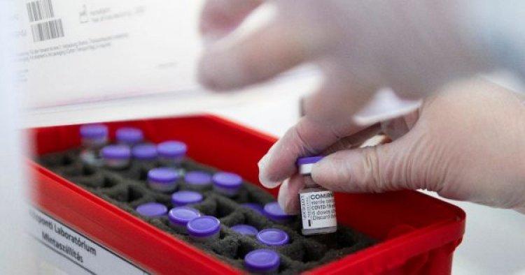 Már a Pfizer vakcinára is foglalható időpont