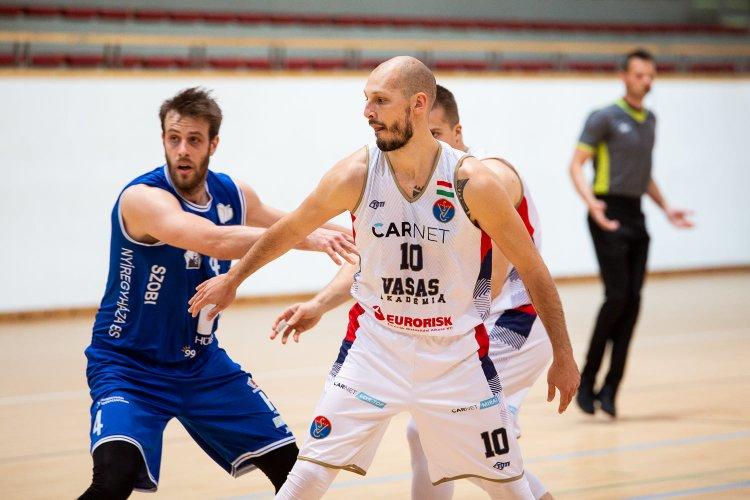 Egyenlített a Vasas - Jöhet az ötödik meccs a kosárlabda rájátszásban