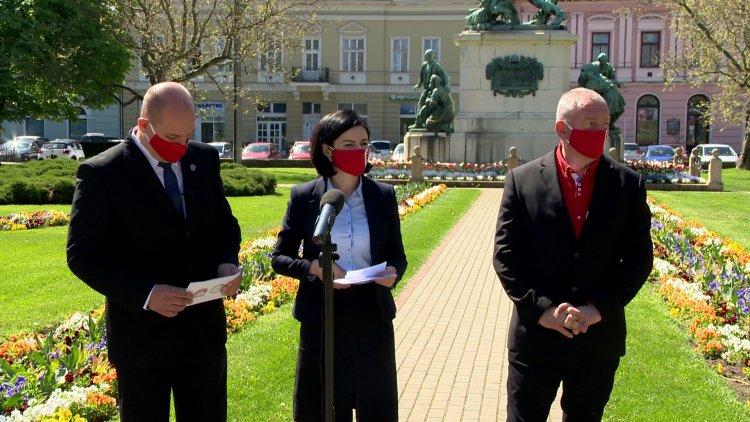 Az MSZP és a Párbeszéd Aranyos Gábort jelöli a baloldali előválasztásra a megyei 2. VK-ban