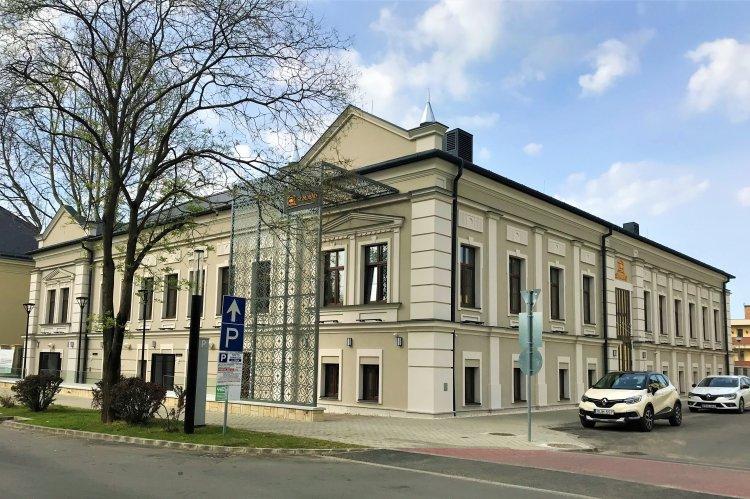 Hétfőtől új helyen vár a Móricz Zsigmond Színház Szervező- és Jegyirodája