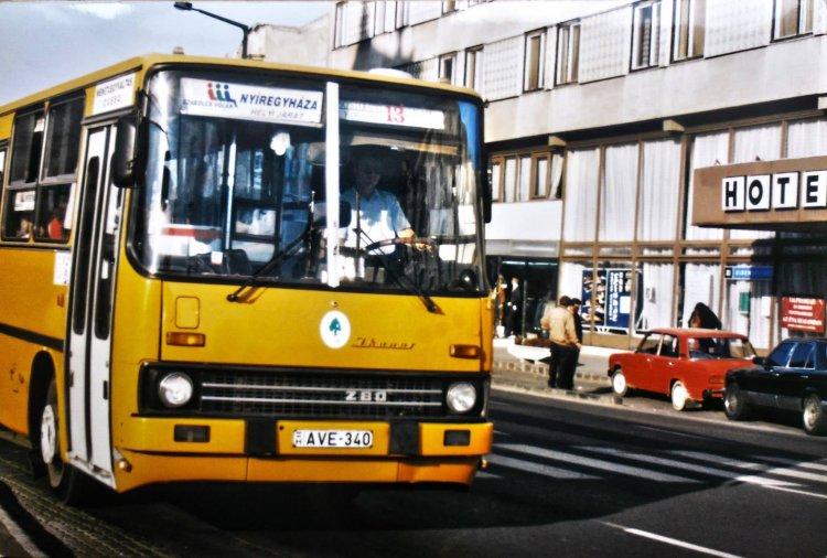 Amiről az utcák mesélnek... - Epizódok a helyi buszközlekedés történetéből 5.