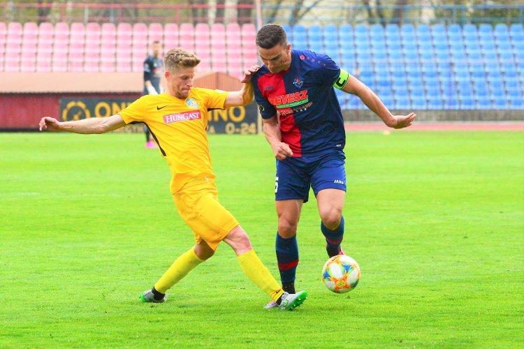 Távozik a csapatkapitány - Fodor Ferenc szerződése lejár a Szparinál