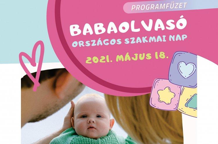 Babaolvasó országos szakmai nap május 18-án az online térben