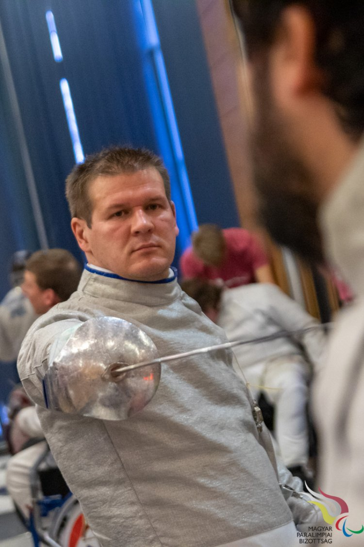 Tarjányi István - Megérkezett a hivatalos levél, kijutott a paralimpiára!