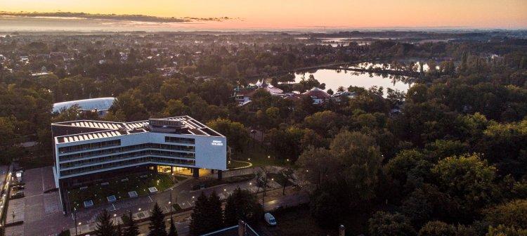 A több elemű Sóstó-fejlesztési program a nyíregyháziaknak és a turistáknak is kedvező