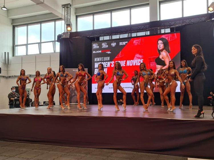 Tesztelték az Atlétikai Centrumot - Testépítő versenyt rendeztek Nyíregyházán