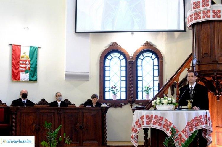 Nagy ünnep a Kálvin téri Református Egyházközségben