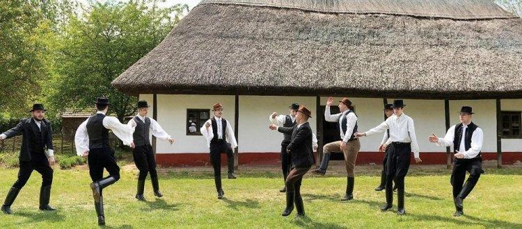 VERBUNK NAPJA - Verbunk táncok a Kárpát-medencében, a Sóstói Múzeumfaluban