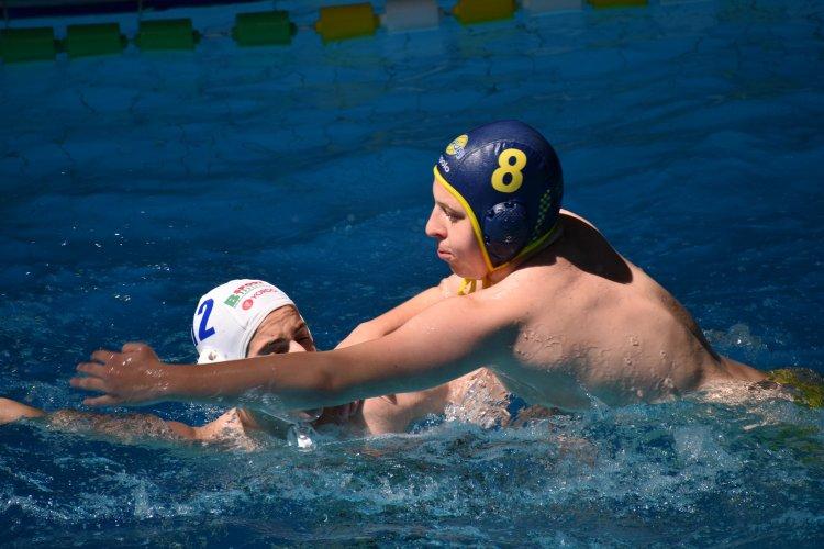Első helyen a vízilabdások - Az Aqua SE gyermek II-es csapata  aranyérmes lett