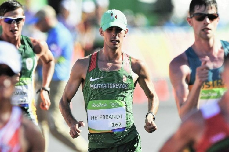 Hivatalos - Helebrandt Máté kijutott az olimpiára!