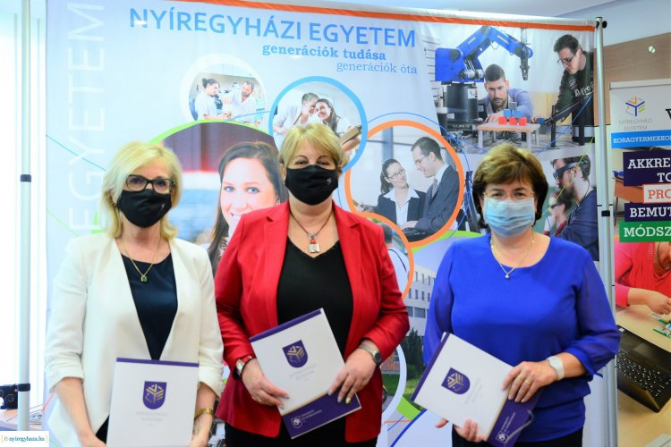 Modern pedagogy – Lego teaching method at the University of Nyíregyháza