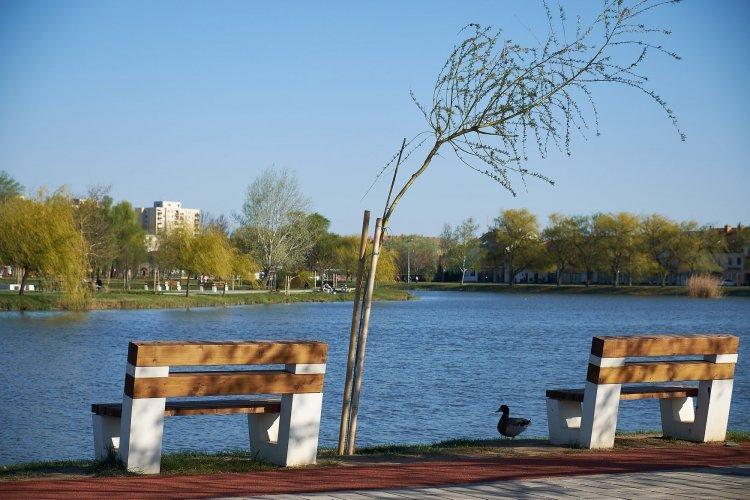"""""""Hétpróbás kocogás"""" a Bujtosi-tó körül, a FIFOT Egyesület szervezésében"""
