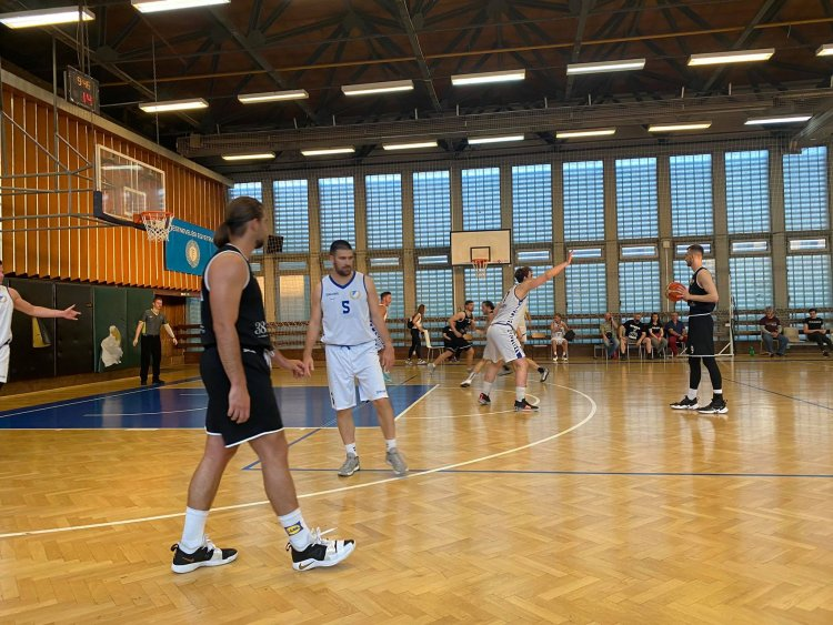 Kosárlabda NB-II keresztjáték - Idegenben nyert a NYÍKSE