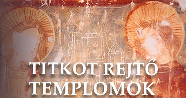 Titkot rejtő templomok Szabolcsban, Szatmárban és Beregben - előadás a könyvtárban