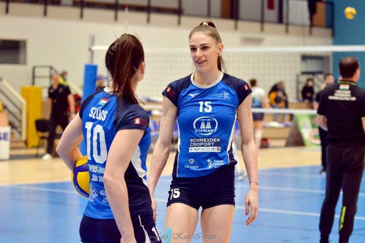 Válogatott játékost igazolt a Fatum Nyíregyháza - Bodovics Hanna az első új igazolás