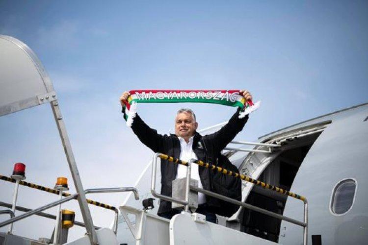 Orbán: Elkezdődött hát! Talpra, magyar!