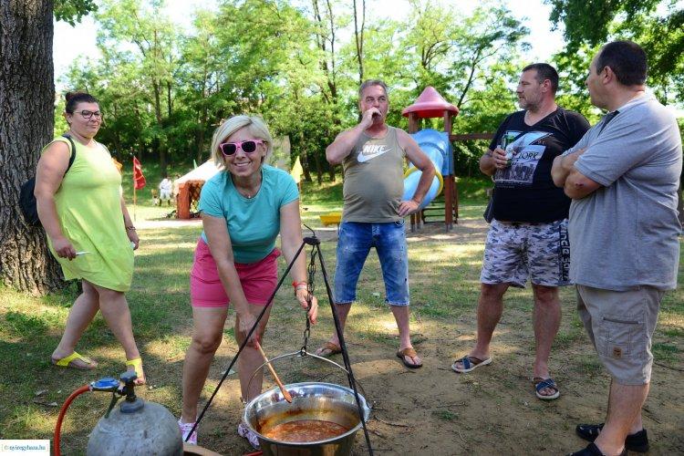 Nyírszőlősi sport és családi nap! Az időjárás is kedvezett a rendezvény látogatóinak!