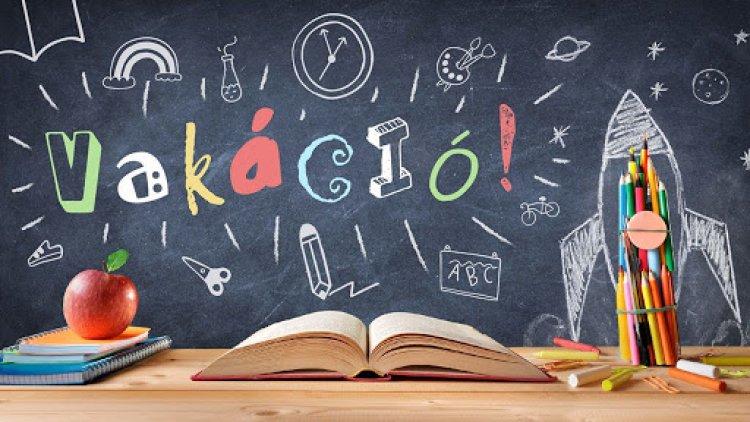 Nyári szünet: szerdától elkezdődik a vakáció az általános iskolák többségében
