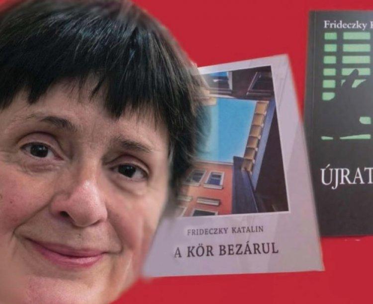 Zenés könyvbemutató - Vendég: Frideczky Katalin író, zongoraművész