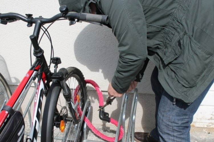 Megnőtt a kerékpárlopás miatt tett feljelentések száma