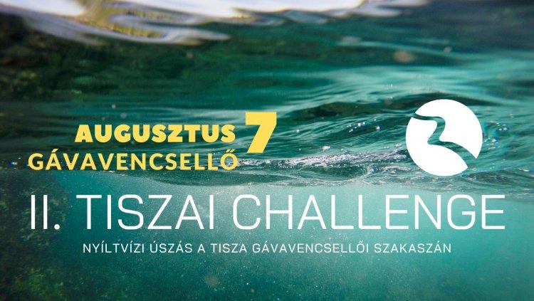 Második alkalommal rendezik meg a Tisza Challenge elnevezésű programot Gávavencsellőn