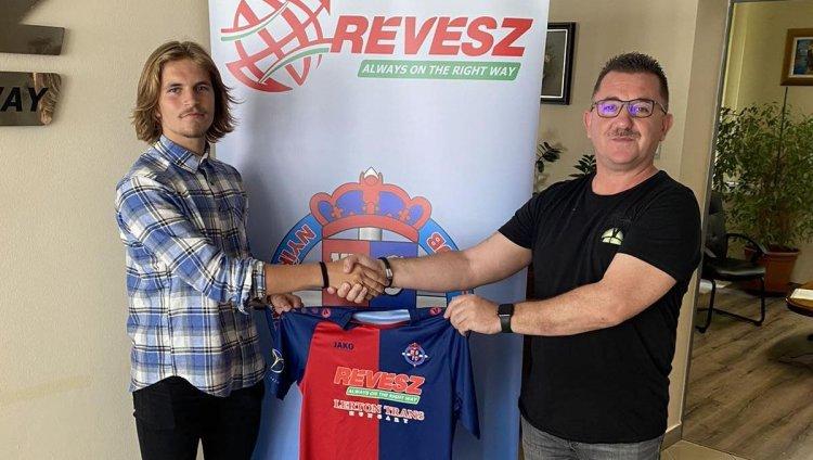 Saját nevelésű játékos kapott szerződést - Sztankó Dávid a felnőtt keret tagja