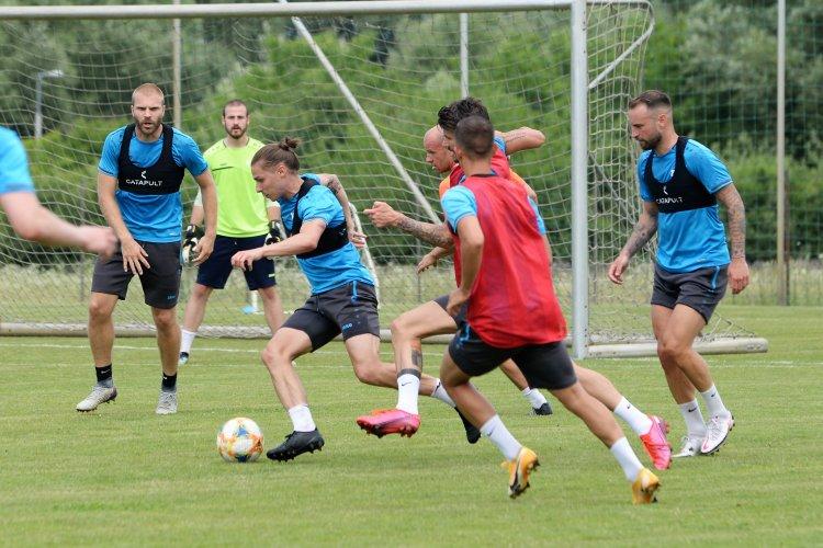 Új játékosok, felkészülés, mérkőzések - Sajtótájékoztatót tartott a Nyíregyháza Spartacus