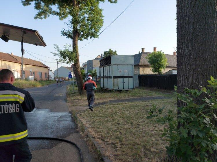 Füst a trafóházban: több órán keresztül szünetelt az áramszolgáltatás