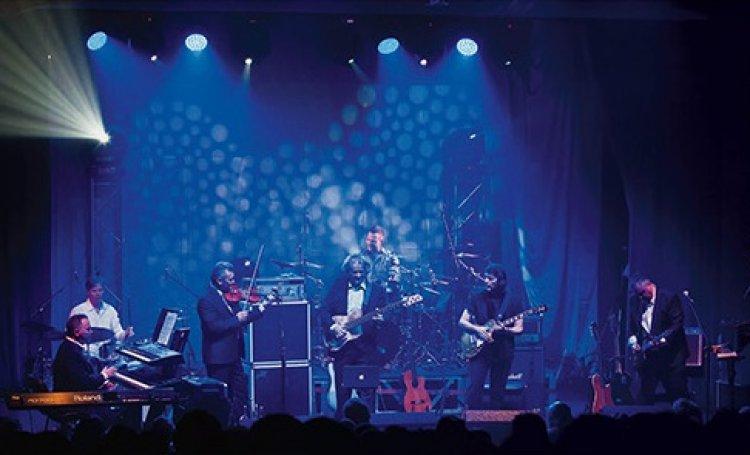 Djabe & Steve Hackett lemezbemutató koncert  - The Journey Continues Tour 2021