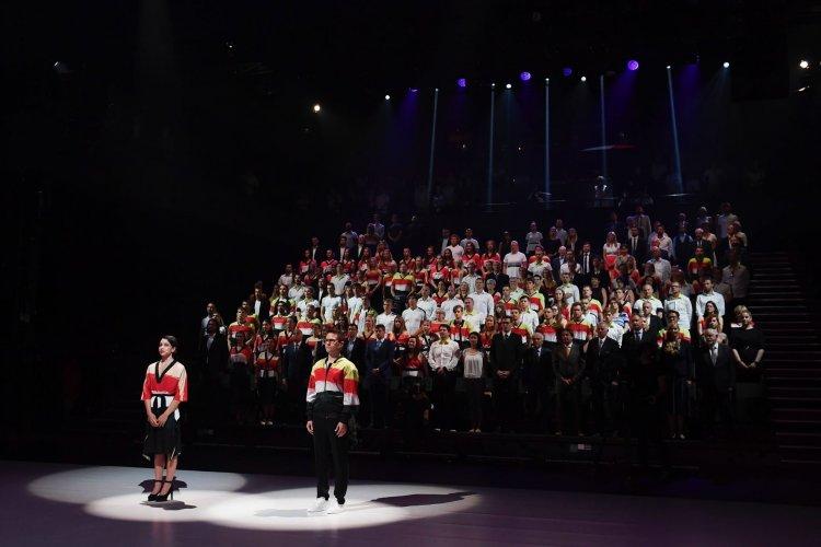 Olimpiai eskü - Helebrandt Máté képviseli Nyíregyházát az olimpián